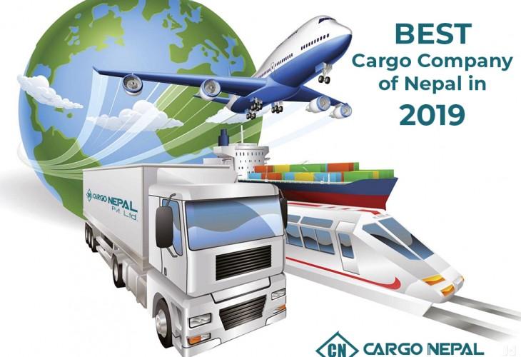 Best Cargo Company of Nepal in 2019