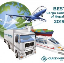 Best Cargo Company of Nepal in 2019